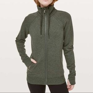 lululemon huddle and hustle jacket
